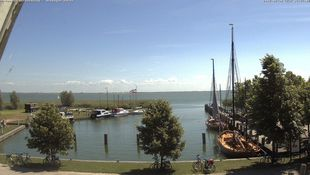 Webcam at Althagen harbour