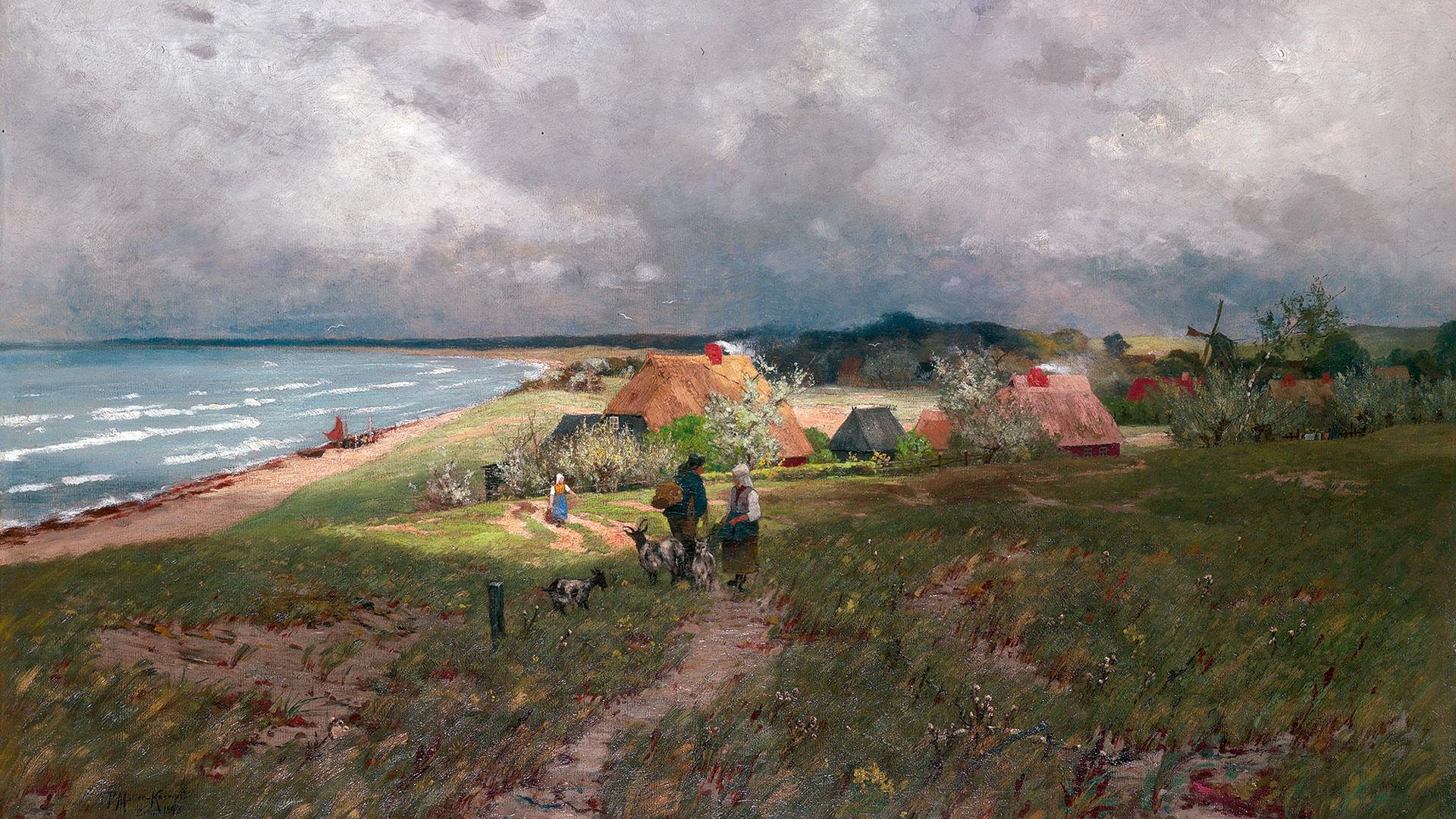 125 Jahre Künstlerkolonie - Ostseebad Ahrenshoop