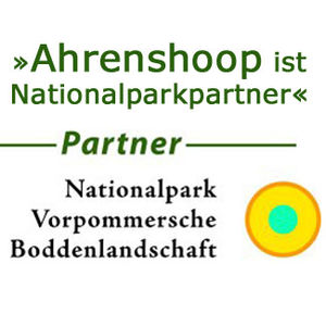 Ahrenshoop ist Nationalparkpartner