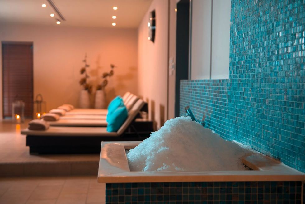Saunabereich des THE GRAND SPA