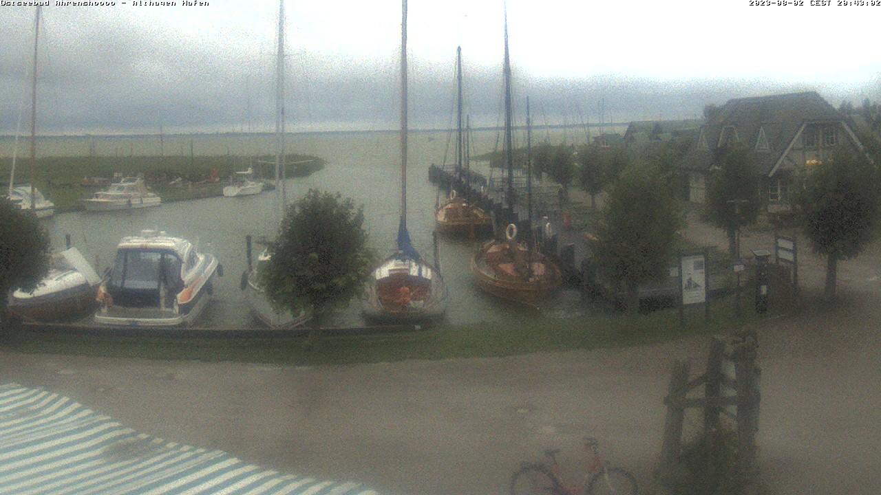 Ahrenshoop webcam - Althagen Harbour webcam, Mecklenburg-Vorpommern, Nordvorpommern